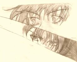 Eyes: Kyo by fatchy131
