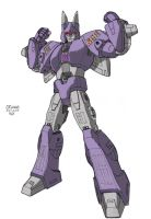 Cyclonus by Darkratbat