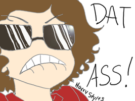 harry styles dat ass by littlestar21