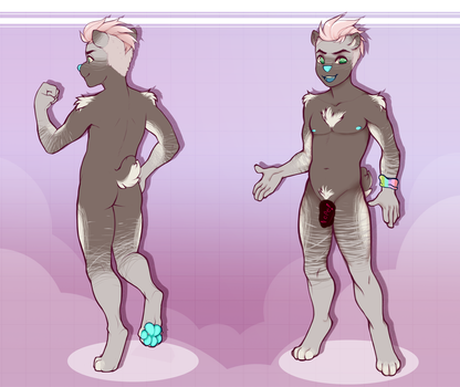 He's a Bear {Offer To Adopt OPEN} by Erotic-Grotesque