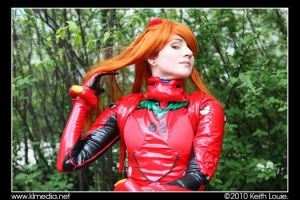 Asuka Langley: Narcissist by MaryjaneDesignStudio