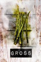 Asparagus is Gross Poster by SPikEtheSWeDe