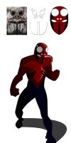 Spiderman Redesign 2 by 27poker