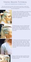 Viking Braids Tutorial by Reine-Haru