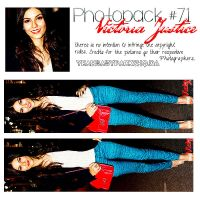 Photopack #71 Victoria Justice by YeahBabyPacksHq