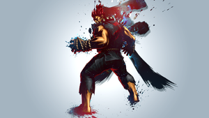 Akuma wallpaper by OriginalBoss