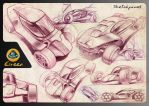 Lotus Eireen Sketchpanel by Wesker250
