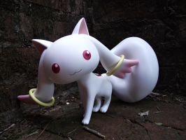 Kyubey :3 by nyanperona-chu