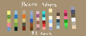 Palette Adopts by Neither-dopts