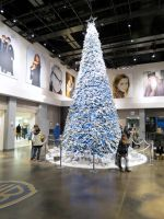 christmas tree, WB harry potter tour by Sceptre63