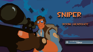 Sniper - Collage by Lady-Amigdala