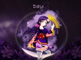 Exercise on Lunar New Year: day 2 by SummerCowry