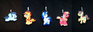 mlp colt charms FOR SALE by Wolferahm
