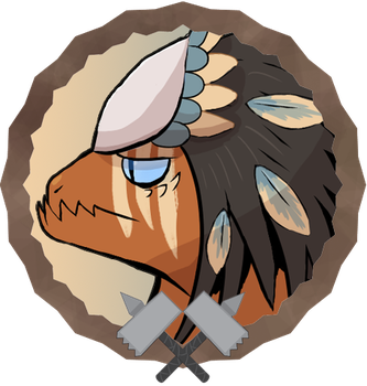 Aehsingrad Dungeons and Dragons Token by TheRiverBlues