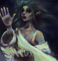Banshee by Whobleyh