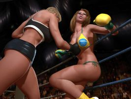 Rayne Batters Luiza by cpunch