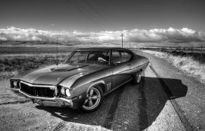 HDR Buick by 3dueces