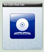 Kat-CeDe Dock icon by LustaufMeer