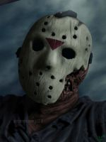 Jason Voorhees details by StephenJames138