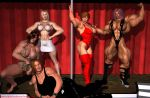 Mighty Female Muscle Comix 2 by SteeleBlazer84