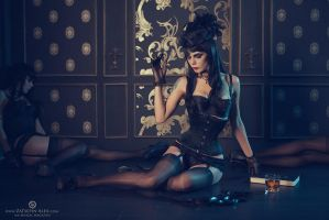 Black Widows by Elisanth