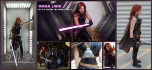 Mara Jade Cosplay by AshleyKayley
