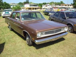 1970 Plymouth Valiant 100 by Mister-Lou