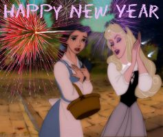Happy New Year by SweetHea