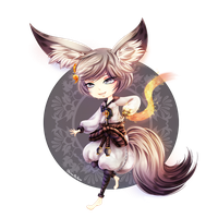 Lyn - Blade and Soul by VermeilleRose