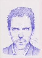 Dr House by drandula
