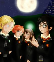 +Harry Potter+ by Ookami-SeaEmpress