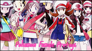 PKMN female protags by PPLyra