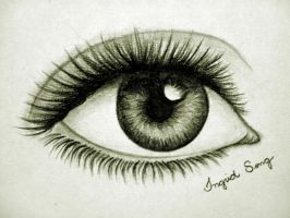If Eyes Could Speak by ingridsong