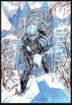 Mr Freeze by Thegerjoos