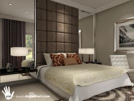 MASTER BEDROOM mr S by yoel-touch