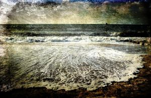 broken on the shore by awjay