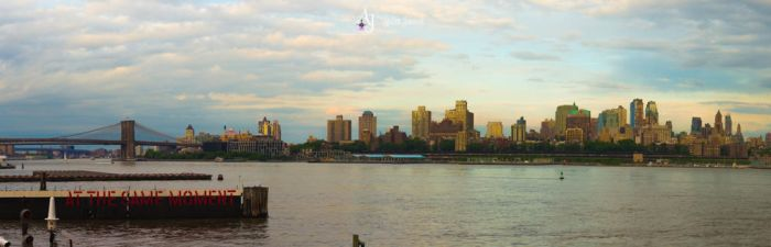 NY Waterfront Panorama by adenisej25