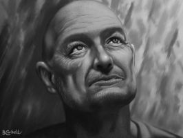John Locke - Terry O'Quinn by BillCorbett