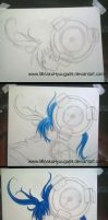 Black Rock Shooter - WIP by KaitouHyuuga