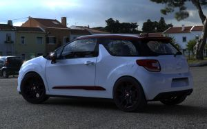 Citroen DS3 render2 by RJamp