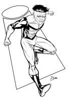 Invincible by Supajoe
