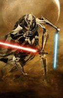 Grievous, Desert Warrior by Harben-Pictures