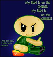 The Bum Bum Song - The CHEESE by sonicadventurer