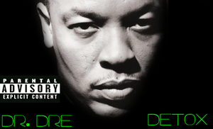 Dr. Dre Detox my art about new album by Drzechu
