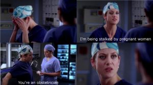 Grey's anatomy by IngDianita