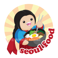 Seoul Food by kimchikawaii