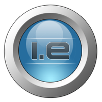 An internet explorer icon by Darkskater66