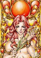 ATC: The bright Sun of Summer by 1000Dreams