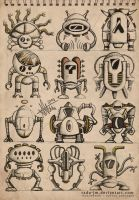 Sketchbook ROBOTZ Concepts 9 by radu-jm