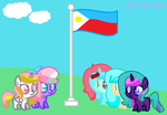 The Filipino Group by FuzzyKitten315